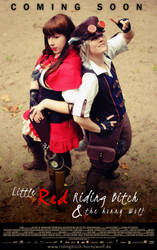 Little Red Riding Bitch and the horny Wolf by kayleighloire