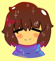 Frisk by lilwinry121