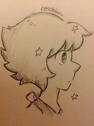 lapis doodle by lilwinry121