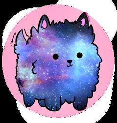 Galaxy puppy by lilwinry121