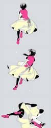 falling. by Zukizaki