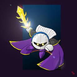 Meta Knight by jlochoap