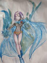 Raven by MissToffu by jlochoap