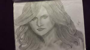 Miranda Lambert by CaptainSwanForever