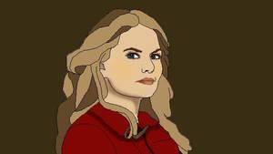 Emma Swan cartoon by CaptainSwanForever
