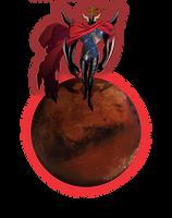 Mars by coxdri