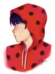 Genderbent Ladybug by AnaissuBab