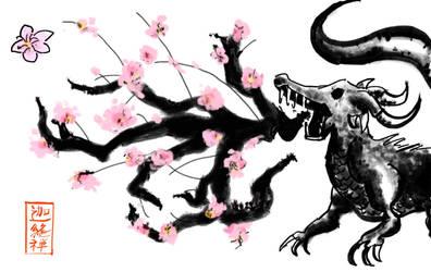 Sakurapocalypes by Victor-Surge
