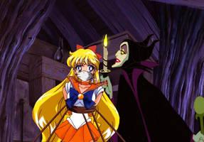 Sailor venus kidnapped 2 by Jokerht
