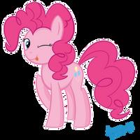 Pinkie Pie by Arcane-Thunder