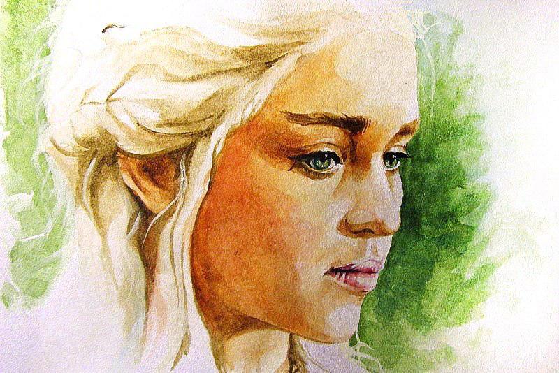 Daenerys by SalamanDra-S