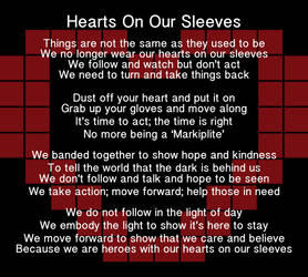 Hearts On Our Sleeves-Markiplier's Heroes by CrystalWolf953