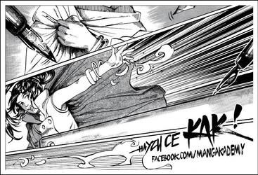 MangaKademy by Rikae