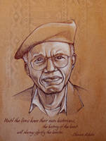 Chinua Achebe: Father of African Literature by outsidelogic