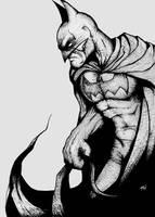Batman by TomallicA