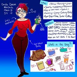 Meet The Artist by MistressMustang