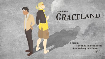 Graceland by merkerinn