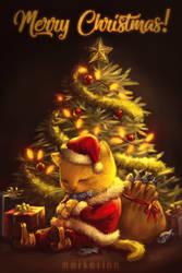 Merry Christmas! by merkerinn