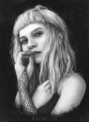 Aurora by merkerinn
