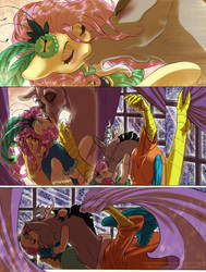 The Night Has Just Begun - Page 9 by TheCuriousFool
