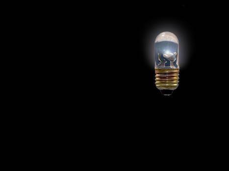 Led Light Bulb by corvintaurus