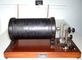 sell induction coil Leybold by corvintaurus