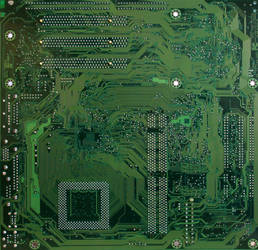 socket 370 Motherboard by corvintaurus