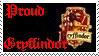 Gryffindor Stamp by chibi---kawaii