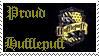 Hufflepuff Stamp by chibi---kawaii