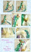 Custom Princess Celestia by DeeKary