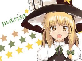 Marisa by 00kaorin00