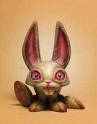 mr wabbit by JasonJacenko