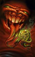 demon spawn by JasonJacenko