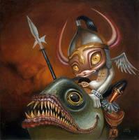 fishrider by JasonJacenko
