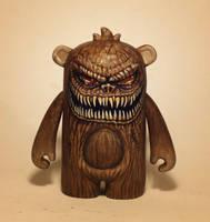 woody custom toy by JasonJacenko