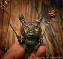 cannibal  dunny by JasonJacenko