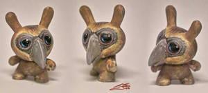 bird dunny by JasonJacenko