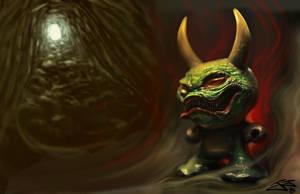 little devil by JasonJacenko