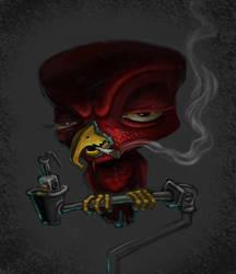 vice birdy by JasonJacenko
