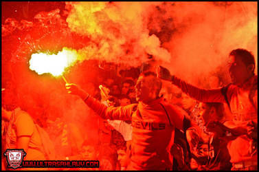 Ultras Spirit by ahlawy3alatool