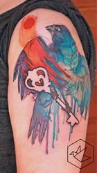 crow by yadou