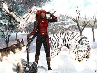 The Adventuress II by Lightcaster