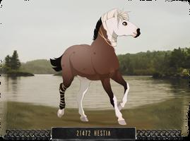 21472 Hestia by SkyOpium