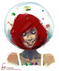 fishbowl by vmbui