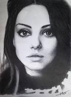 Mila Kunis by Psycho-Bunny82