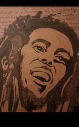 Bob Marley poet and a prophet  by TheMisterMan2