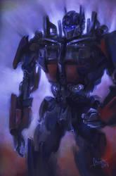 Optimus by TheMinttu