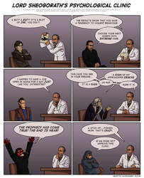Oblivion: Doctor Sheogorath by TheMinttu
