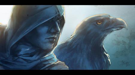 Bird of Prey by TheMinttu