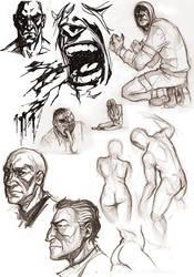Sketchdump by TheMinttu